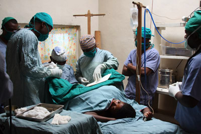 HEAL Africa's hospital in Goma is a center of excellence